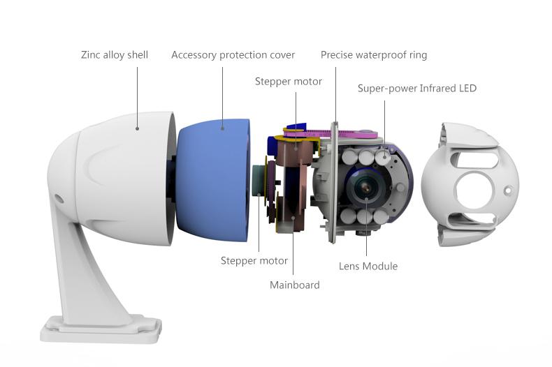 IP камера VSTARCAM C34S-X4