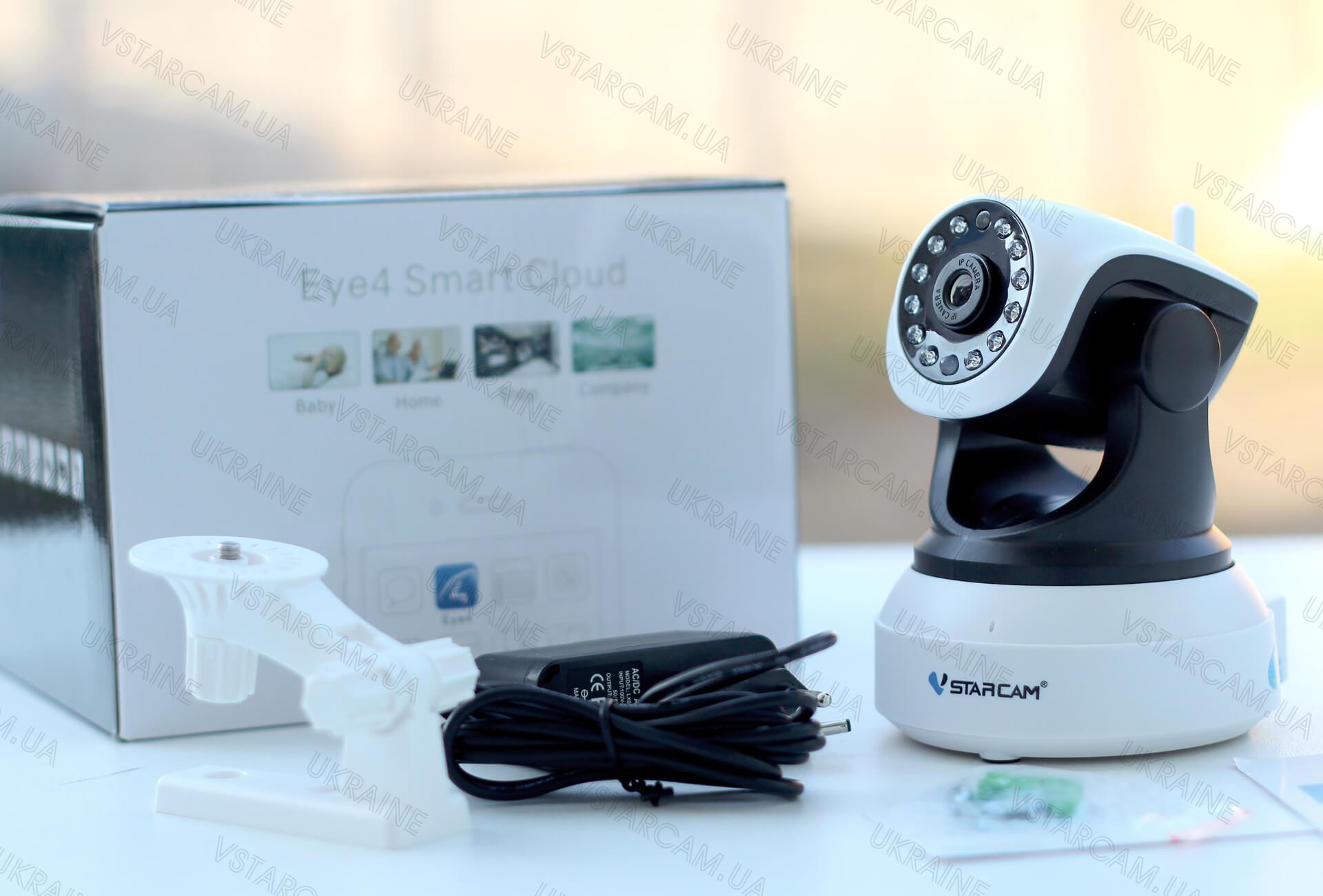 IP камера видеонаблюдения VSTARCAM C7824WIP