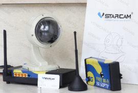 Комплект VSTARCAM 3G