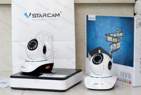 Комплект видеонаблюдения VSTARCAM NVR