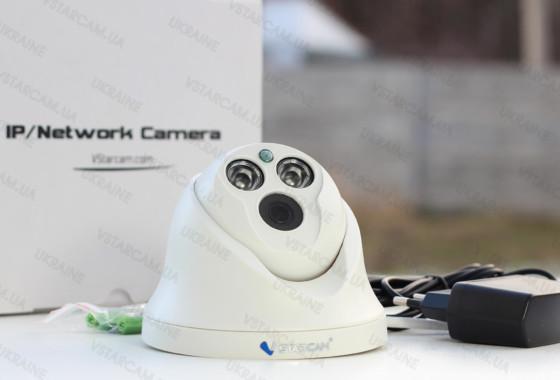IP камера видеонаблюдения VSTARCAM C7812WIP