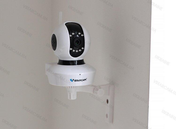 Обзор IP камеры VSTARCAM C7823WIP