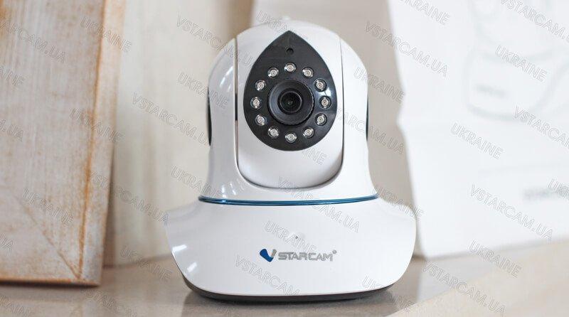 Обзор P2P IP камеры VSTARCAM C38S