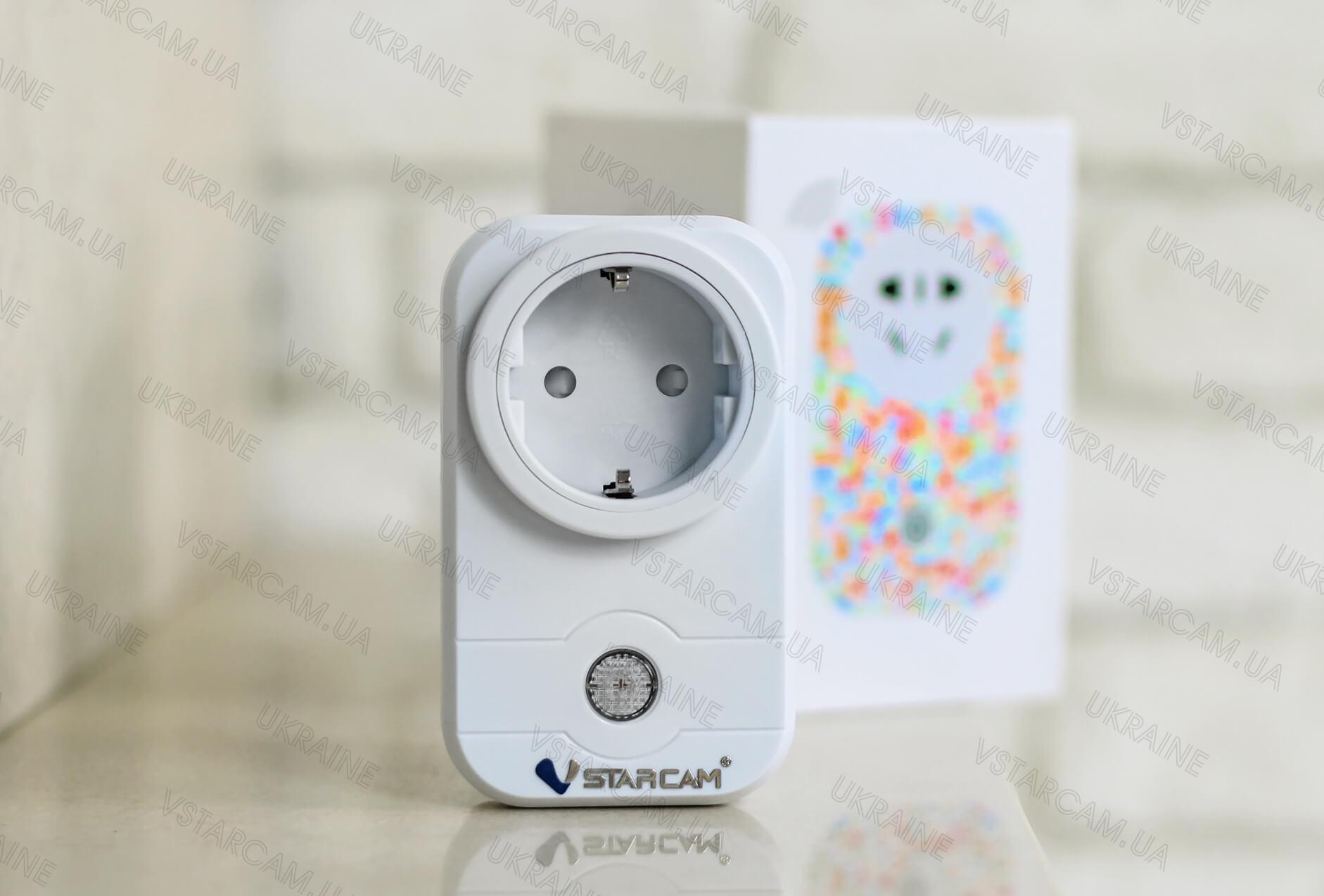 Умная Wi-Fi розетка ®VSTARCAM WF831 · Умный дом d8ea3c811468f